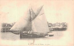 H0608 - Barque De Pêche - Pesca