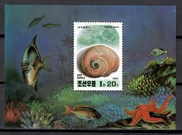 Korea 1994 Corea / Shells MNH Conchas Caracolas Conches / Ht84  30-10 - Coneshells