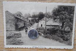 5322/ ENNAL- Rue Bzéteuse -  Rare Carte Région Vielsalm/Trois-Ponts - Vielsalm