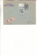 Tchècoslovaquie - Lettre Recom De 1936 - Oblit Praha 72 - Exp Vers Oslo - - Covers & Documents