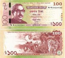 BANGLADESH       100 Taka       Comm.       P-New       2020       UNC - Bangladesh