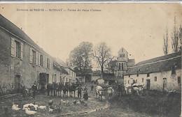 51, Marne, ROSNAY, Environs De Reims, Ferme Du Vieux Chateau, Animations, Scan Recto-Verso - Jonchery-sur-Vesle