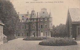 SAINT  - SAULVE  ( 59 )  LE  CHÂTEAU  - CPA  ( 21 / 8 /  65  ) - Other Municipalities