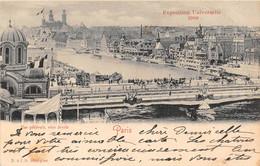 PARIS - Exposition Universelle 1900 - Vue Générale, Rive Droite - Mostre