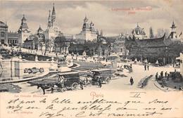 PARIS - Exposition Universelle 1900 - Les Colonies étrangères - Mostre