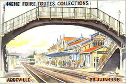France > [80] Somme > Abbeville > 14 Eme Foire Toutes Collections  / MG 1124 - Abbeville