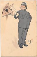 Th - Illustrateur - JW - Policier Anglais - Other Illustrators