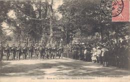 H0608 - BREST - D29 - Revue Du 14 Juillet 1905 - Défilé De La Gendarmerie - Brest