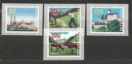 Österreich 2019 Dispenser Mi 25 - 28 ** Postfrisch - 2011-2020 Unused Stamps