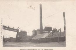 Marchienne-au-Pont.  La Providence.   D.V.D.  Scan - Non Classés