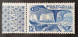 Belgique - België, Timbre(s) Chemin De Fer Spécimen Mnh** - 2 Scan(s) - TB - 1130 - 1942-1951