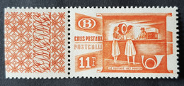 Belgique - België, Timbre(s) Chemin De Fer Spécimen Mnh** - 2 Scan(s) - TB - 1133 - 1942-1951