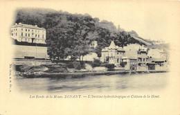 Dinant - Institut D'Hydrothérapie Et Château De La Haut - Dinant