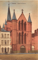 Tournai - Eglise St-Quentin - Tournai