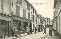 77* BRIE COMTE ROBERT Rue Du Marche           RL08.1169 - Brie Comte Robert