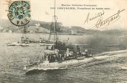 83* TOULON  «chevalier» Torpilleur De Haute Mer       RL09.0664 - Toulon