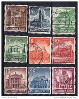 1940, Secours De L'hiver, YT No. 675 - 683 Oblitéré, No. 682 Neuf *!, Voir Scan, Lot 41312 - Gebraucht
