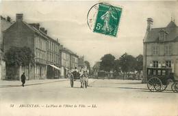 61* ARGENTAN  Place De La Mairie       RL11.1276 - Argentan