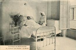 72* LE MANS Clinique Des «marianites»  Chambre   RL12.0684 - Le Mans