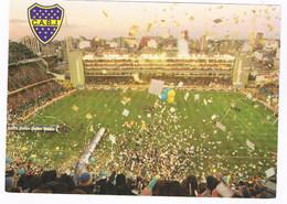 ST-433 :  BUENOS AIRES : Estadio J. Armando Stadium ( Stadion )( Size 12 X 17 Cm ) - Stadiums