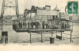 76* ROUEN   Nacelle Du Transbordeur  En Marche   RL12.1172 - Rouen