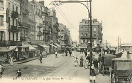 76* LE TREPORT   Quai Francois Ier    RL12.1192 - Le Treport