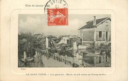 94* CHOISY LE ROI  -ILE ST PIERRE Vue Generale  Meule De Ble Venue De Choisy      RL13.1313 - Choisy Le Roi