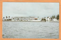 Belize British Honduras Postcard Old Postcard Mailed - Belice