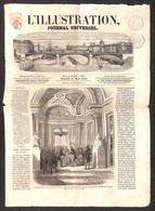 Antichi Stati Italiani - Lombardo Veneto - Verona I.R. Uffizio Di Commisurazione (P.ti 6) - 2 Kreuzer Rosso Smorto (3a - - Non Classificati