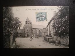 Mautes L Eglise - Other Municipalities