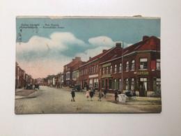 Carte Postale Ancienne  (1932) Bourg-Léopold Rue Royale Leopoldsburg Koninklijke Straat - Leopoldsburg