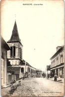 10 RAMERUPT - Grande Rue - Militaire Tampon De Prisonniers De Guerre     * - Other Municipalities