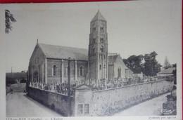 14 Calvados CPA Ver Sur Mer L'église - Altri Comuni