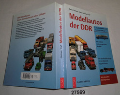 Modellautos Der DDR - Unclassified