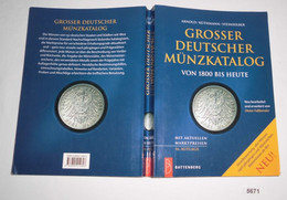Grosser Deutscher Münzkatalog Von 1800 Bis Heute - Unclassified