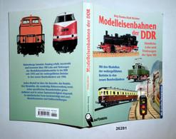 Modelleisenbahnen Der DDR - Unclassified