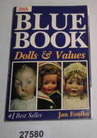 10th Blue Book Dolls & Values - Unclassified