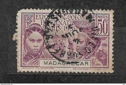 MADAGASCAR Y&T N° 180 OBL Lot MA167 - Used Stamps