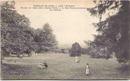"""95 - GROSLAY - Les """"Gildes""""- Maison De Repos Pour Jeunes Filles - Groslay"""