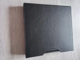 Lindner REGULAR 1104 + Boitier De Protection - Couleur Noir - Raccoglitori Vuoti