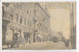 Odessa : Rue Langéron, Tram - Ukraine