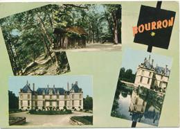 BOURRON (77.Seine Et Marne) Le Château, La Forêt - Otros Municipios