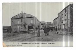 Latour De France Postes Et Télégraphes Edition J. Fau, Librairie, Perpignan - Altri Comuni
