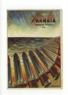 Cartolina Settima Armata Armato Vigilo 1942 Viaggiata Franchigia - Altri