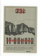 Cartolina 11a Armata Veemenza E Tenacia 731 Quota Di Monastero Viaggiata - Altri