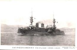 CUIRASSE  Jaureguiberry - Guerra