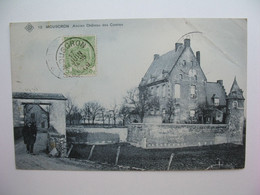 CPA   Belgique  à Voir  Mouscron Ancien Château Des Comtes - Autres