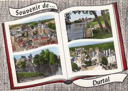 Durtal 49 - Panoramas Divers - Editeur Lapie - Livre - Durtal