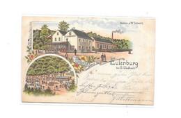 GRUSS Aus Der EULENBURG Bei B. Gladbach - Otros