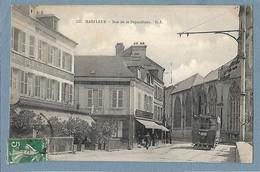 76 - HARFLEUR - Rue De La République, Tramway - Harfleur